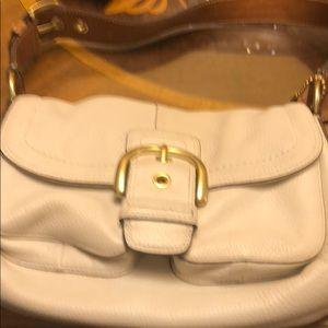 Coach Leather small handbag
